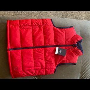 Gap Kids Boys puffy vest
